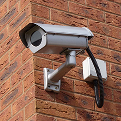MW Security Camera Installation